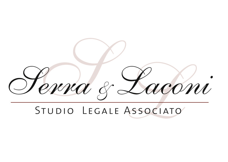 Serra e Laconi Logo: Studio Legale Associato