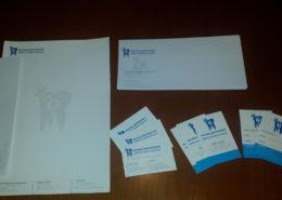 Studio e e stampa immagine coordinata aziendale