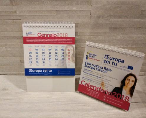 Stampa calendari